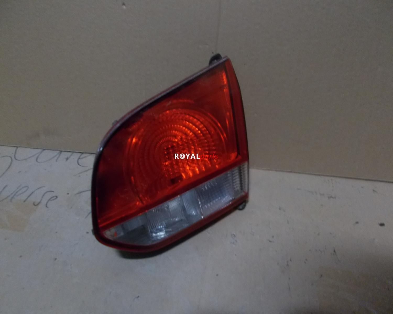 Volkswagen Golf VI jobb hátsó csomagtérajtó lámpa