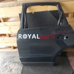 Audi Q5 bal hátsó ajtó