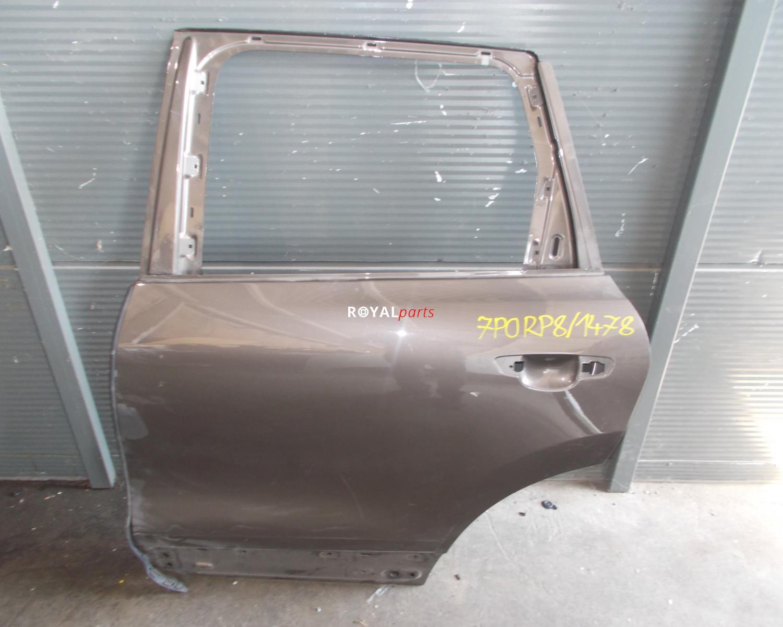 Porsche Cayenne bal hátsó ajtó