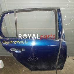 Volkswagen Golf VI jobb hátsó ajtó