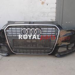 Audi A1 első lökháritó