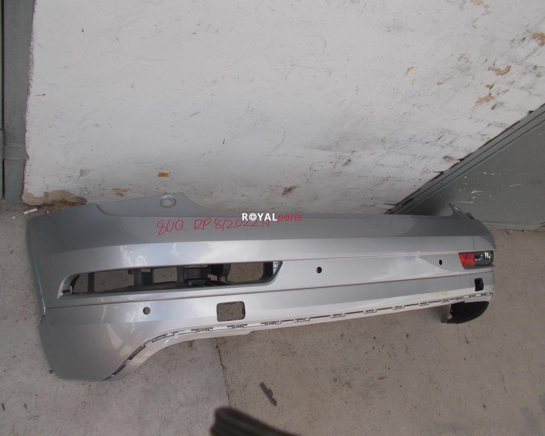 Audi Q3 hátsó lökhárító